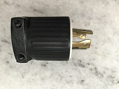 Cooper Wiring Devices Locking Male Plug 20A 125/250v L14-20P