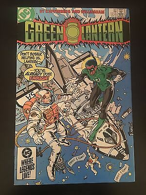 Green Lantern (1960-1988 1st Series DC) #187 VF Very Fine DC Comics