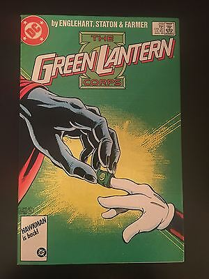 Green Lantern (1960-1988 1st Series DC) #203 VF Very Fine DC Comics