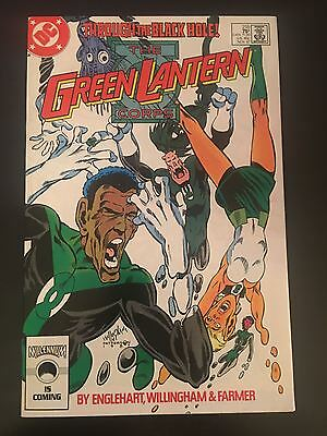 Green Lantern (1960-1988 1st Series DC) #218 VF Very Fine DC Comics