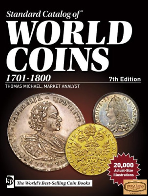 Standard Catalog of World Coins, 1701-1800   7th Edition - #18440247064