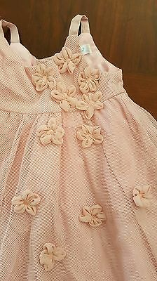 Kandy Crew Baby Girl Dress Pink Size 00 6 - 9 months