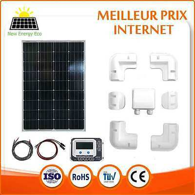Kit solaire 100W 12V EPEVER camping car - bateau