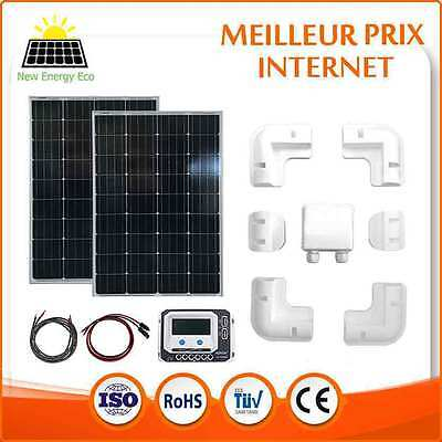 Kit solaire 200W 12V EPEVER camping car - bateau