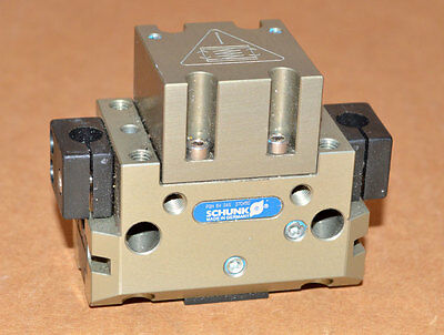 NEW Schunk PGN-64/2-AS Pneumatic 2-Finger Parallel Gripper Robotic 370450