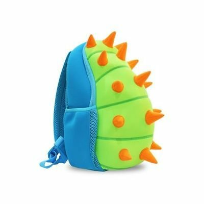Toddler Kid Waterproof Dinosaur Backpack Boy Girl Cartoon Animal School Bag