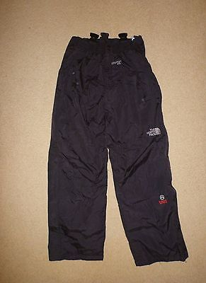 The North Face Pants GORETEX XCR Summit Series - Black - Large - Unisex- Pre Own