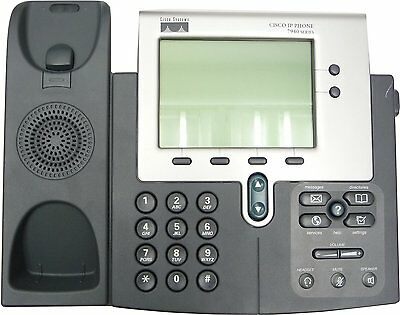 Lot (6X Cisco Phone)  Ip Phone 7940G Telephone Voip 7940G New In Box  55-1902-01