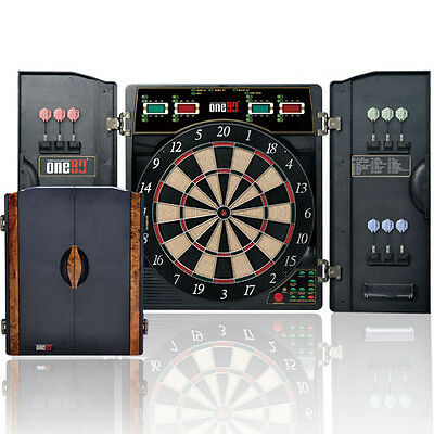 New  Electronic Deluxe Dartboard