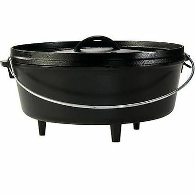 Lodge 6 Qt Camp Dutch Oven 30.5CM X 9.5CM