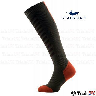 SealSkinz NEW Improved WaterProof Socks-Hiking/MTB/Cycling/Motorcycle/Fishing