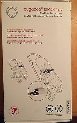 Bugaboo Snack Tray Replacement Part TOP PART ONLY (NO attachment)