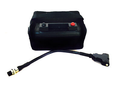 18/27 hole Lithium Golf Battery Pack ideal for Pro Rider/Stowamatic