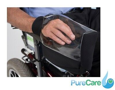 Simplantex Powerchair Electric Wheelchair Control Panel Cover Waterproof Transit