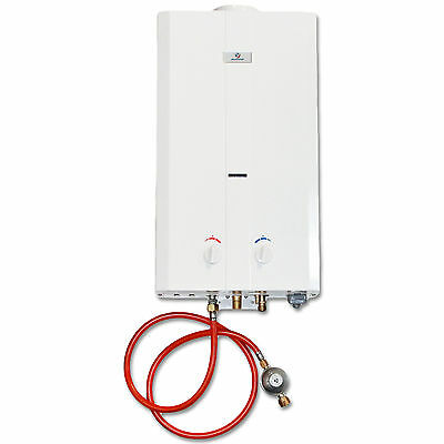 Eccotemp CE L10 Gas Flow water heater for Outdoors, Propane, ECCL10