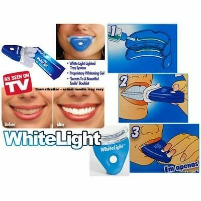 Kit Blanchiment Dentaire Dents Blanche Professionnel Rapide White Light Pro Neuf
