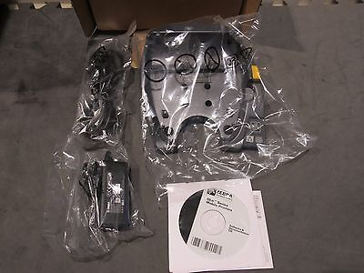 NIB Zebra P1050667-018 Charging and Ethernet Cradle with AC Adapter For QLN420