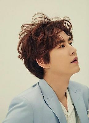 Kyuhyun Super Junior - Goodbye for now (2nd Single), CD + Photobook + Poster