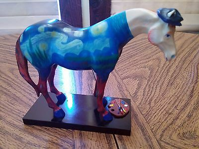 TRAIL OF PAINTED PONIES #1472 1E GO VAN GOGH (retired)
