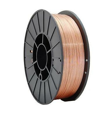 MIG Copper Brazing Soldering Wire CuSi3 0.8mm 5kg C9 spool welding weld inverter