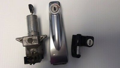 1981 Cb 900F Lock Set, Cb750F Lock St, Cbx-A Lock Set