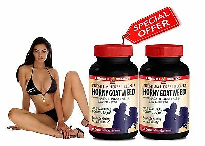 Maximum Delay - PREMIUM HORNYa GOAT WEED SEXUAL PILLS - Extreme Male Enhancer 2B