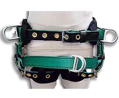 Buckingham Economy Ergovation 4 Dee Arborist Harness