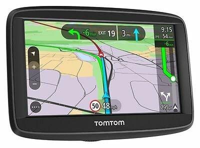 TomTom Via 52 5 Inch Western Europe Lifetime Maps & Bluetooth Hands Free caling