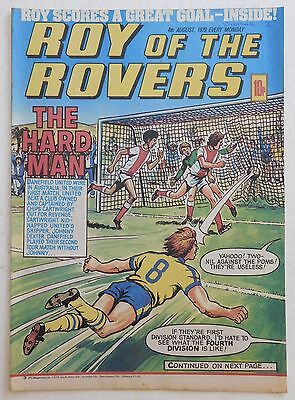 ROY OF THE ROVERS Comic - 4th August 1979