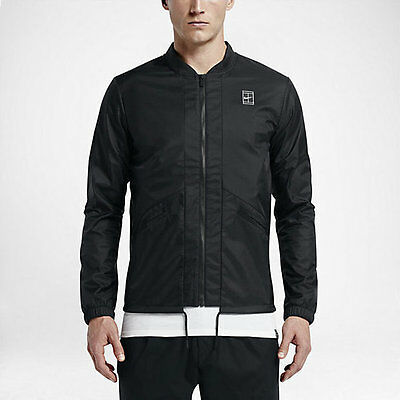 Nike Court Men's tennis jacket, warm up training, (810145 010), Size L, BNWT