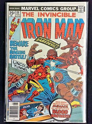 IRON MAN #89 Lot of 1 Marvel Comic Book - High Grade! • $5.99