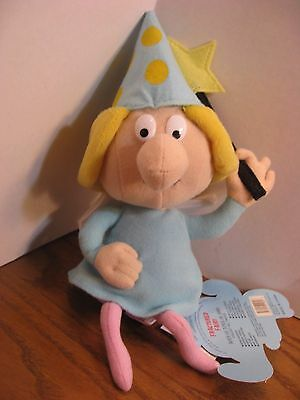 Fractured Fairy Stuffed Plush Bean Bag from Rocky & Bullwinkle 2000