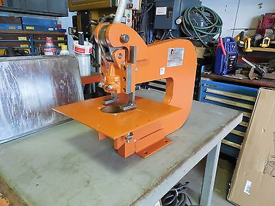 Roper Whitney Punch 218 ,punch Press 5 Ton,gage Work Table Pexto,diacro
