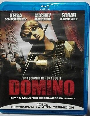 Domino. Bluray