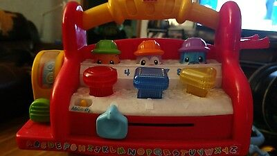 fisher price talking and light up toy