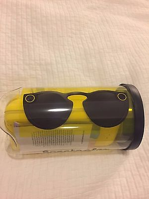 Snapchat Spectacles - Black - Brand new unused - with receipt
