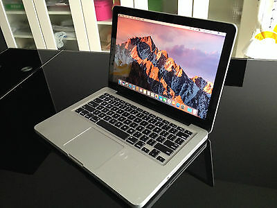 "MacBook Pro 13.3""  Intel Core i5 2.50GHz 8GB RAM 1TB HDD Mid 2012 Good Working"