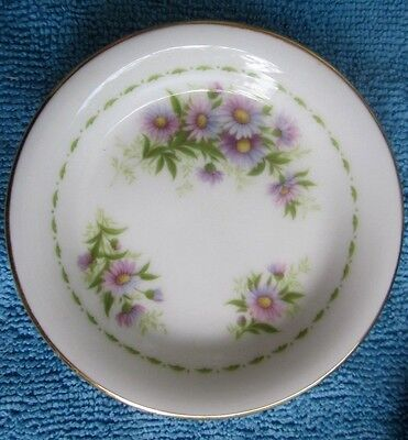 ROYAL ALBERT Flower of the Month MICHAELMAS DAISY September PIN DISH bone china