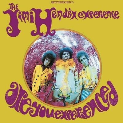 Jimi Hendrix Are You Experienced Vinyl LP NEW sealed
