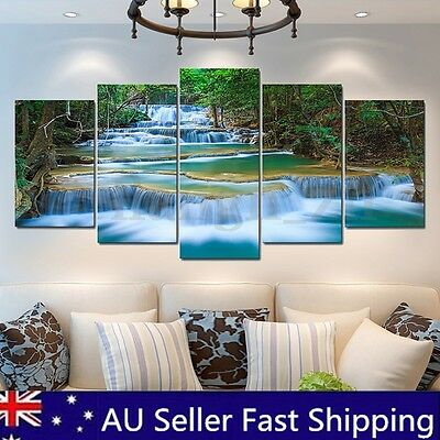 Modern Canvas Print Painting Pictures Photo Landscape Home Wall Decor Unframed