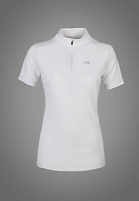 Equiline Rue Polo Shirt White X-Small