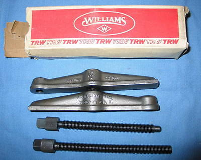 Williams Vulcan Machinist Parallel Clamp CC-304 in Original Box - NEW USA TOOL