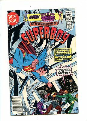 The New Adventures of Superboy #33,34,35,36,37,38,39,40 (1982) FN 6.0