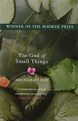 The God of Small Things by Arundhati Roy (Paperback Book 2004)