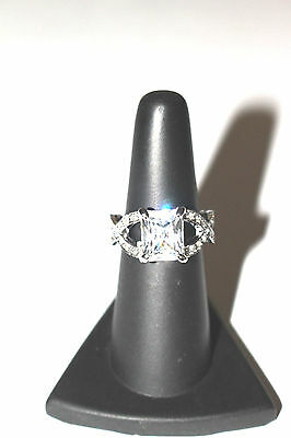 True Wicca Blessed  Ring Counteract Negativity  Size 6.5