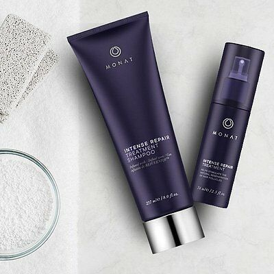 MONAT Intense Repair System Infused with Rejuveniqe™ Hair Loss Thinning Regrowth