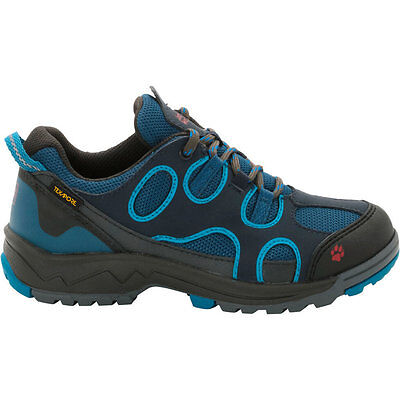 Jack Wolfskin Boys & Girls Crosswind Texapore Waterproof Walking Shoes