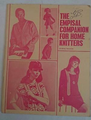 The Empisal Companion for Home Knitters - Machine Knitting  Beyond Patterns