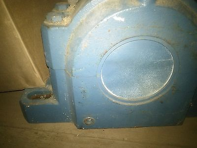 SKF pillow block. SAF 522. Old stock.