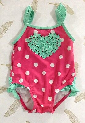 Sprout Baby Girls Bathers Size 0